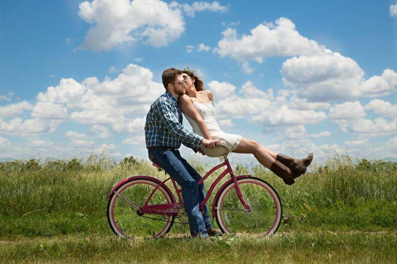 Odchudzanie jazda na rowerze kalorie kcal trening cardio ćwiczenia blog