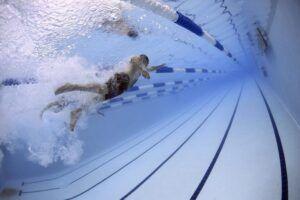 pływanie a basenie trening blog