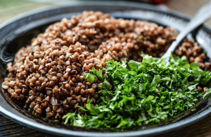 ile kalorii ma kasza gryczana odchudzanie zdrowa dieta blog