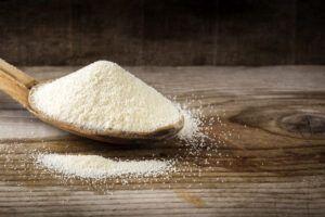 ile kalorii ma kasza manna odchudzanie zdrowa dieta blog