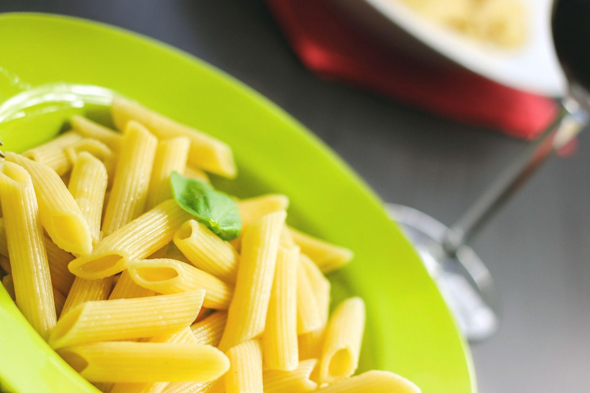 ile kalorii ma makaron Penne wartosci odzywcze wlasciwosci rodzaje tabele kalorii